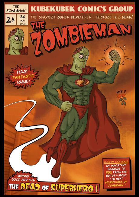 The Zombieman