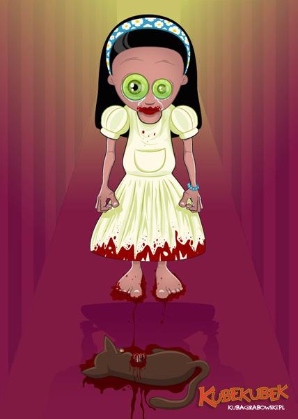Bestia - Czy możesz mnie...zabić? Miyuki Akumu. Wirtualna kandydatka na konkurs - Miss Strzybnicy.