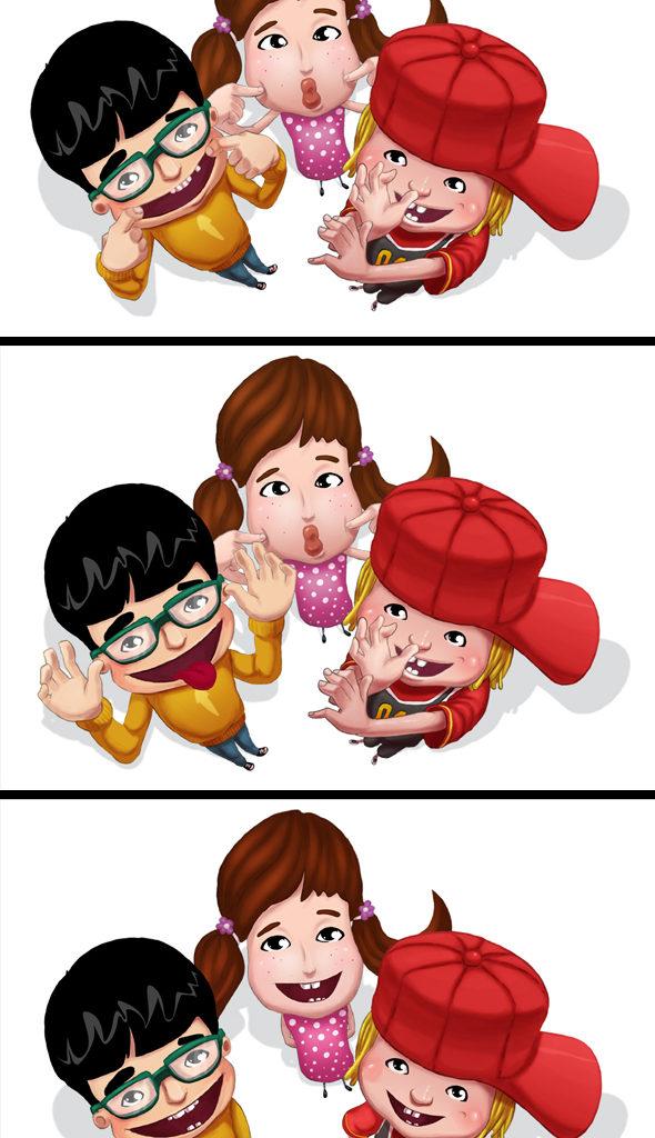 Ilustracje dla DBB. Docelowo McDonald