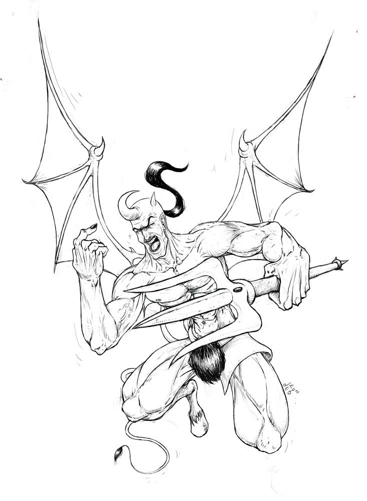 K'Aka Demon.