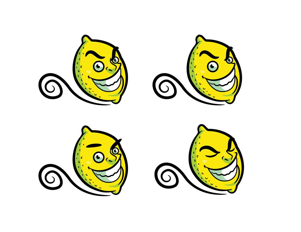 Element logotypu. Stworzony dla Tymbark/Saatchi & Saatchi.