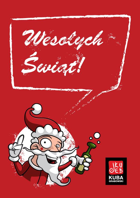 E-kartka świąteczna.