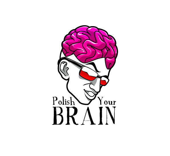 Polish Your Brain - logo.
