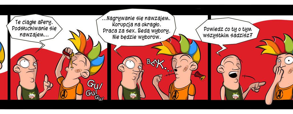 """Bez Sensu #03 - """"Polityka"""""""